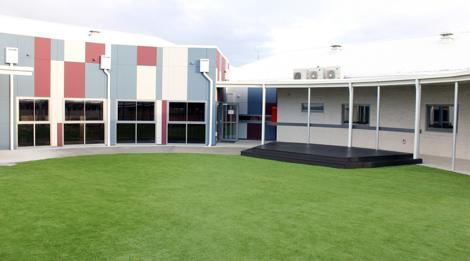 A quick look at St Marys District School redevelopment